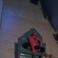 Figuras y Muñecos Marvel: SPIDERMAN BURGER KING 2004 JUGUETE PROMOCIONAL. Lote 187521302