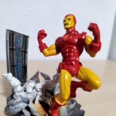 Figuras y Muñecos Marvel: FIGURA DESMONTABLE TOY BIZ 2005 STARK IRON MAN. Lote 189298856