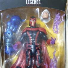 Figuras y Muñecos Marvel: MARVEL LEGENDS X-MEN APOCALIPSIS WAVE FIGURA MAGNETO DIFICIL. Lote 189352572