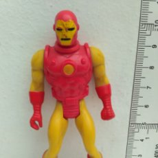 Figuras y Muñecos Marvel: IRON MAN SECRET WARS 1984 MARVEL COMICS GROUP FRANCE. Lote 190011572