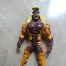 Figuras y Muñecos Marvel: 1993 SABRETOOTH ACTION FIGURE MARVEL X-MEN 25 CNT, ARTICULADO. Lote 190129193