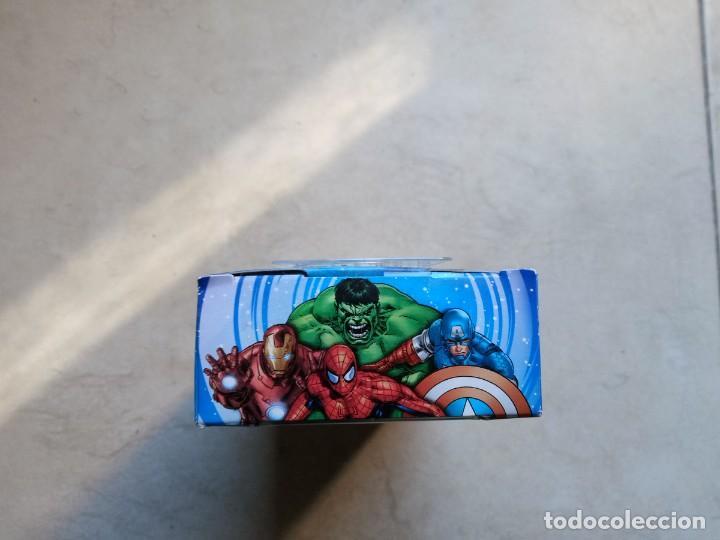 Figuras y Muñecos Marvel: Figura Capitán América Hasbro 2016. Captain America. En caja sin abrir - Foto 3 - 190827628