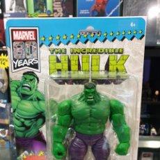 Figuras y Muñecos Marvel: HULK CLASICO EXCLUSIVO COMIC-CON SAN DIEGO MARVEL. Lote 191192727