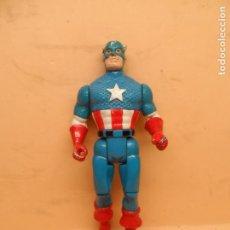Figuras y Muñecos Marvel: FIGURA MARVEL CAPTAIN AMERICA (CAPITÁN AMÉRICA) 1996 TOY BIZ. Lote 191193852