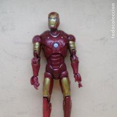 Figuras y Muñecos Marvel: FIGURA MARVEL IRON MAN LAUNCHING REPULSOR (MOVIE) 2008 HASBRO. Lote 191245880