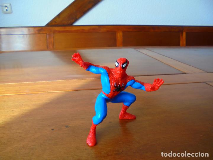 Figuras y Muñecos Marvel: FIGURA MARVEL DE SPIDERMAN (YOLANDA 1996) - Foto 2 - 191425573