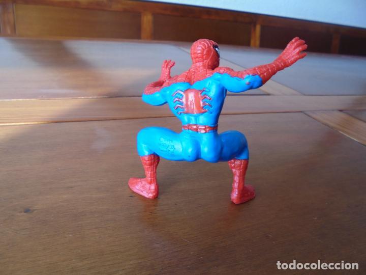 Figuras y Muñecos Marvel: FIGURA MARVEL DE SPIDERMAN (YOLANDA 1996) - Foto 3 - 191425573