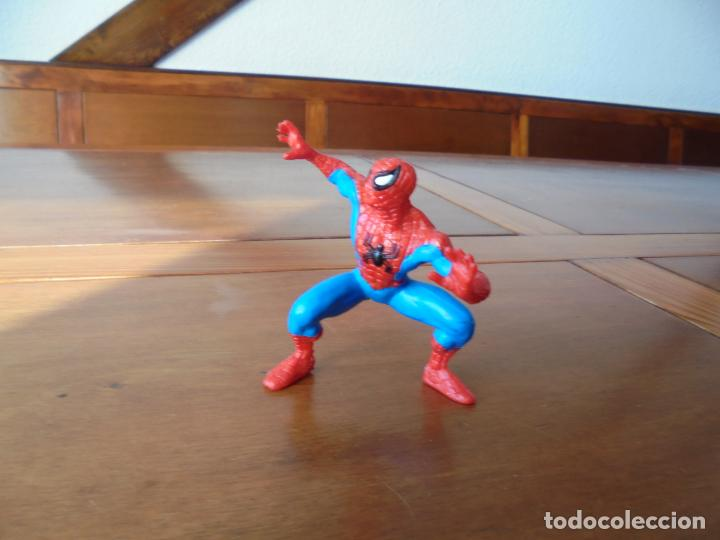 Figuras y Muñecos Marvel: FIGURA MARVEL DE SPIDERMAN (YOLANDA 1996) - Foto 4 - 191425573
