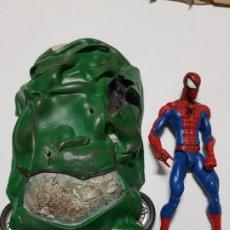 Figuras y Muñecos Marvel: SPIDERMAN DIAMOND SELECT ESTADO MUY BUENO MAS ARTICULOS PRECIO NEGOCIABLE . Lote 191485633