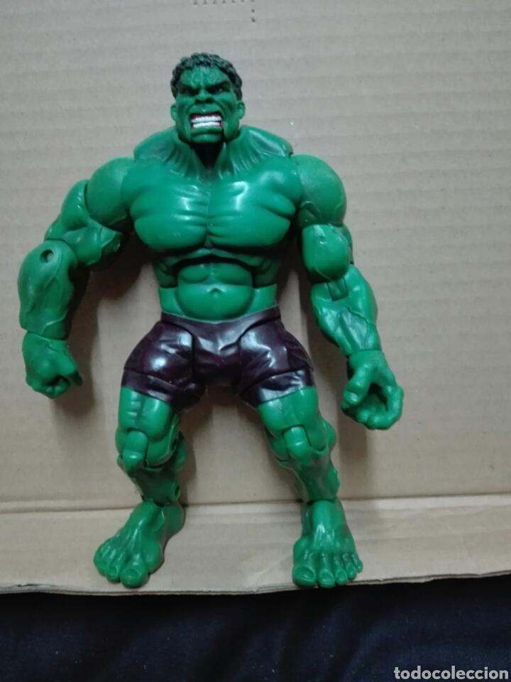 Figuras y Muñecos Marvel: -HULK -THE HULK MOVIE 2003-MARVEL 15cm - Foto 8 - 191715760