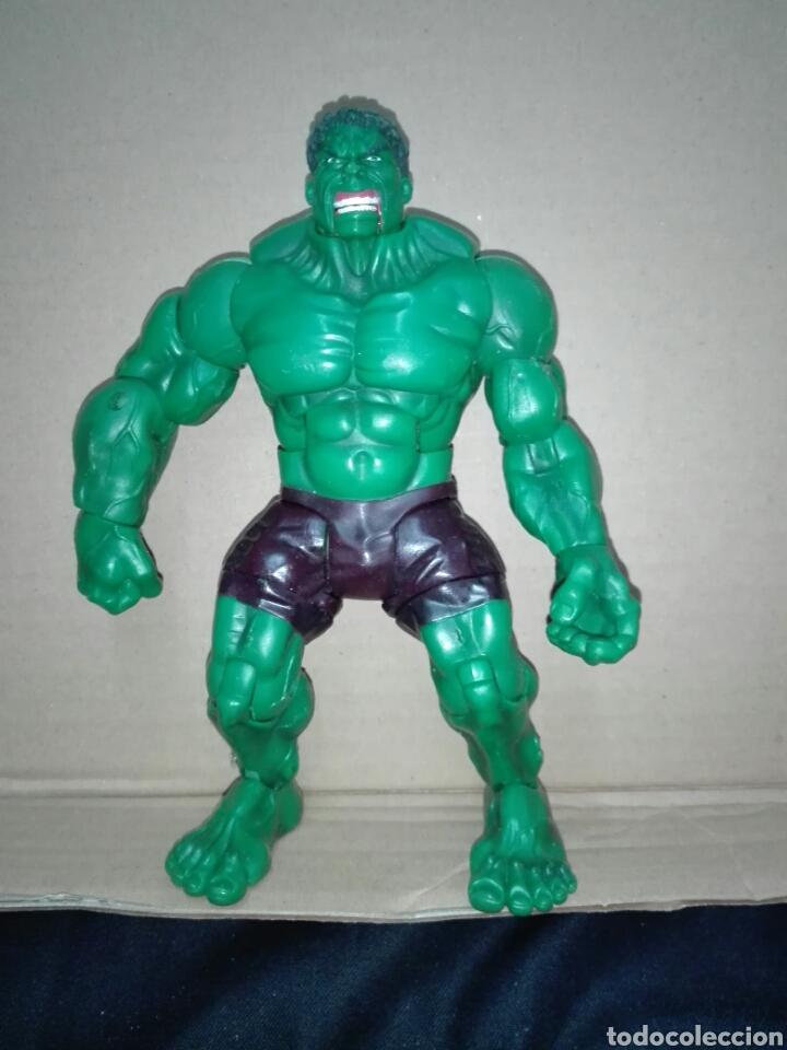 Figuras y Muñecos Marvel: -HULK -THE HULK MOVIE 2003-MARVEL 15cm - Foto 12 - 191715760