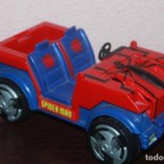 Figuras y Muñecos Marvel: COCHE 4 X4 DE SPIDER-MAN DE AÑO 1995. Lote 193447746