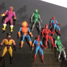 Figuras y Muñecos Marvel: LOTE 1984 MATTEL MARVEL COMICS SECRET WARS. Lote 194167270