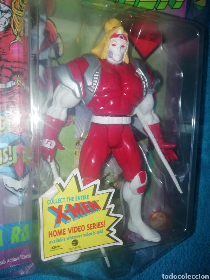 Figuras y Muñecos Marvel: The Ucanny X-Men Omega Red The Evil Mutants - Foto 2 - 194194366