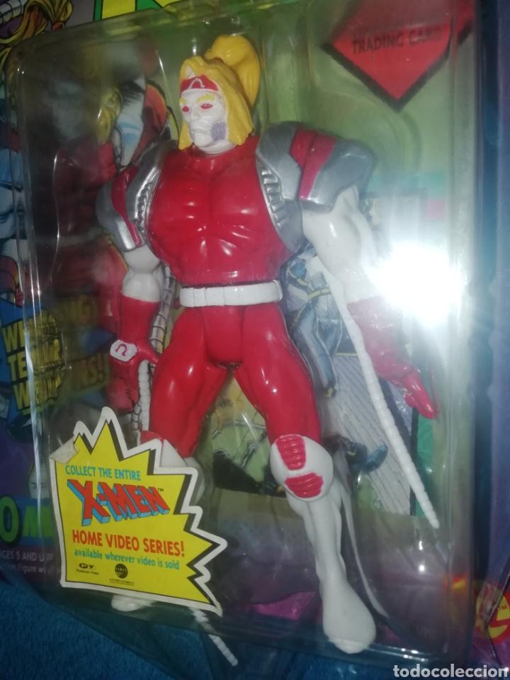 Figuras y Muñecos Marvel: The Ucanny X-Men Omega Red The Evil Mutants - Foto 3 - 194194366