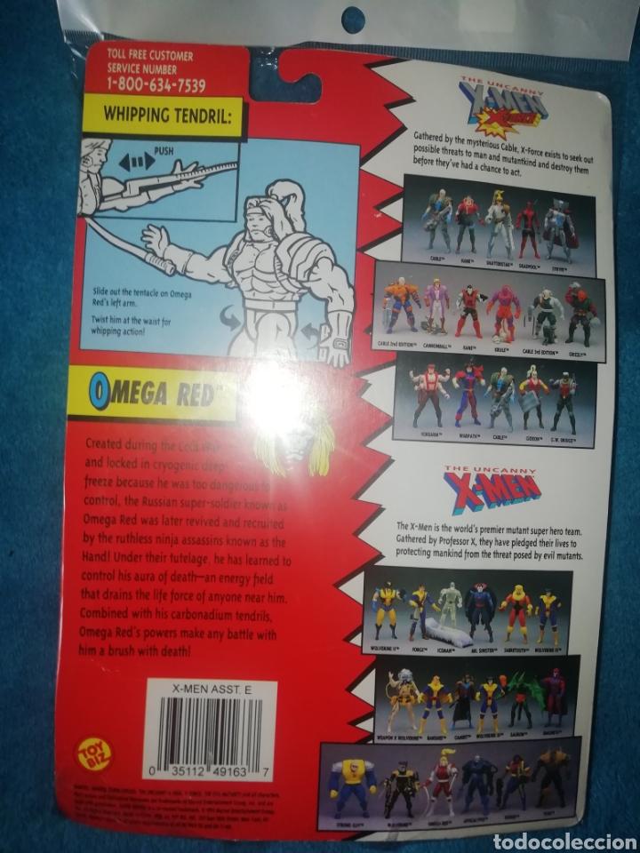 Figuras y Muñecos Marvel: The Ucanny X-Men Omega Red The Evil Mutants - Foto 4 - 194194366