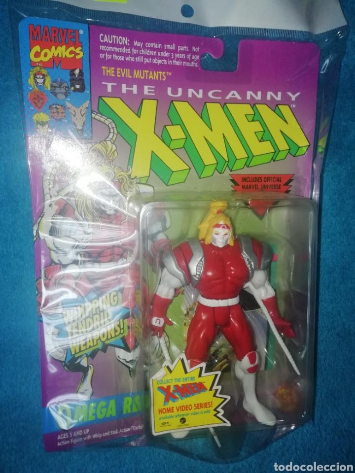THE UCANNY X-MEN OMEGA RED THE EVIL MUTANTS (Juguetes - Figuras de Acción - Marvel)