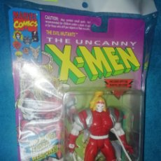 Figuras y Muñecos Marvel: THE UCANNY X-MEN OMEGA RED THE EVIL MUTANTS. Lote 194194366