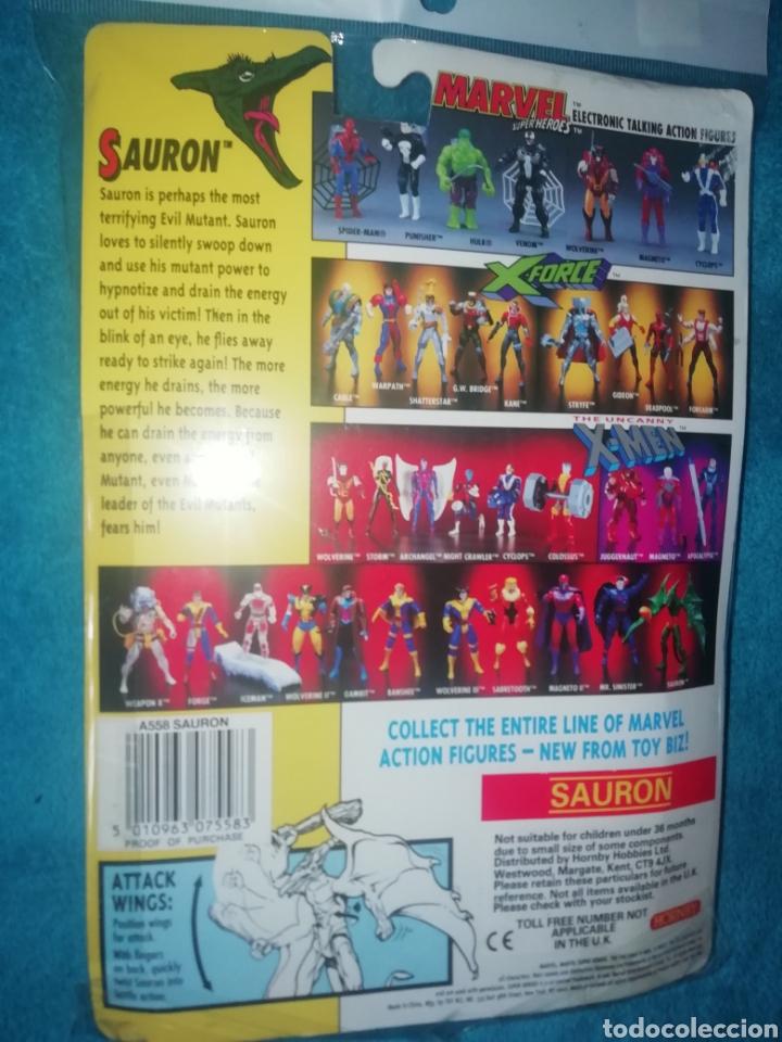 Figuras y Muñecos Marvel: The Ucanny X-Men Sauron The Evil Mutants - Foto 4 - 194195306