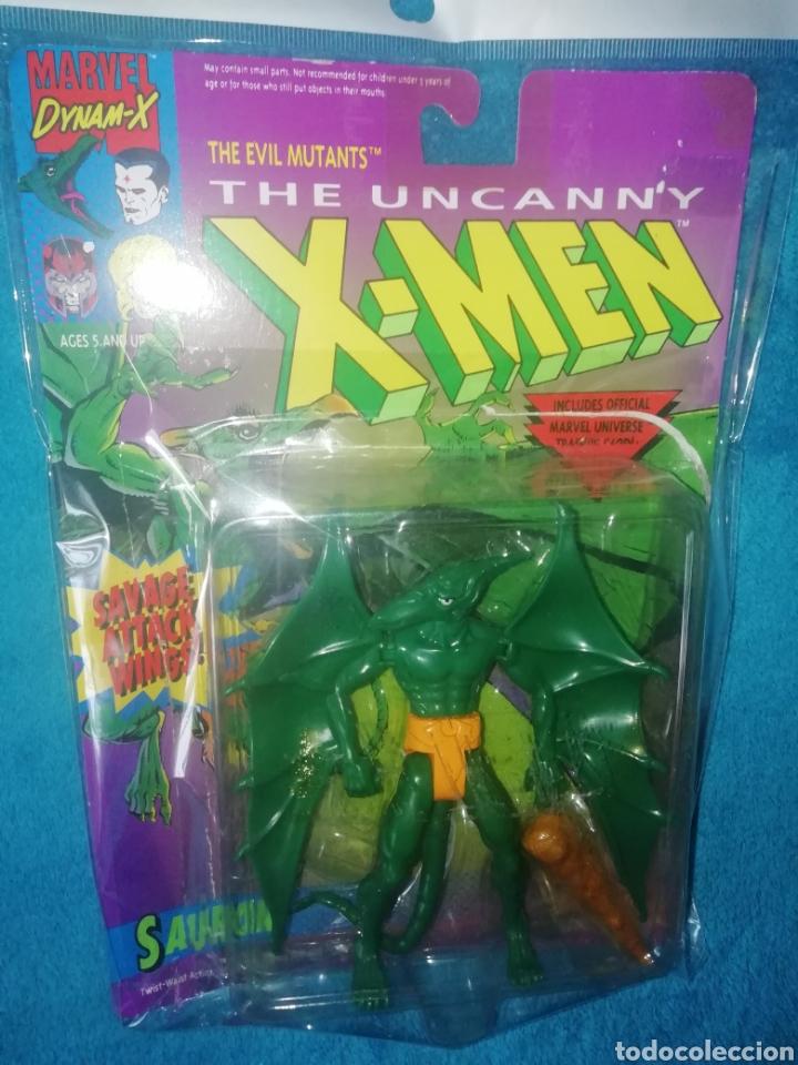THE UCANNY X-MEN SAURON THE EVIL MUTANTS (Juguetes - Figuras de Acción - Marvel)