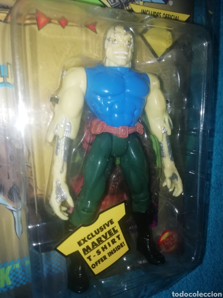 Figuras y Muñecos Marvel: The Ucanny X-Men SlayBack The Evil Mutants - Foto 2 - 194195465