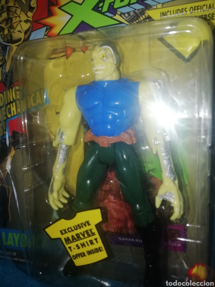 Figuras y Muñecos Marvel: The Ucanny X-Men SlayBack The Evil Mutants - Foto 3 - 194195465