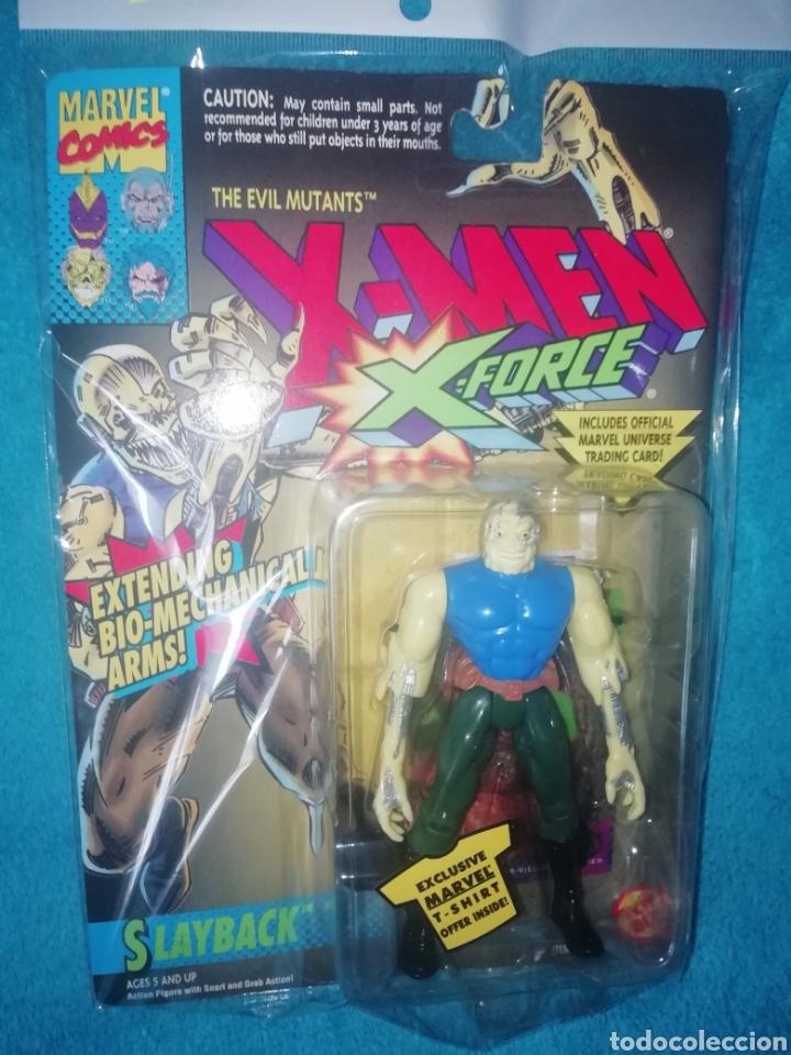 THE UCANNY X-MEN SLAYBACK THE EVIL MUTANTS (Juguetes - Figuras de Acción - Marvel)