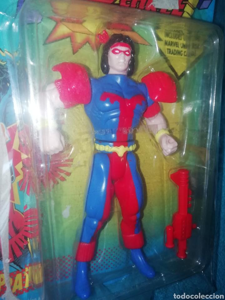 Figuras y Muñecos Marvel: The Ucanny X-Men Warpath The original Mutants Superheroes - Foto 2 - 194196413