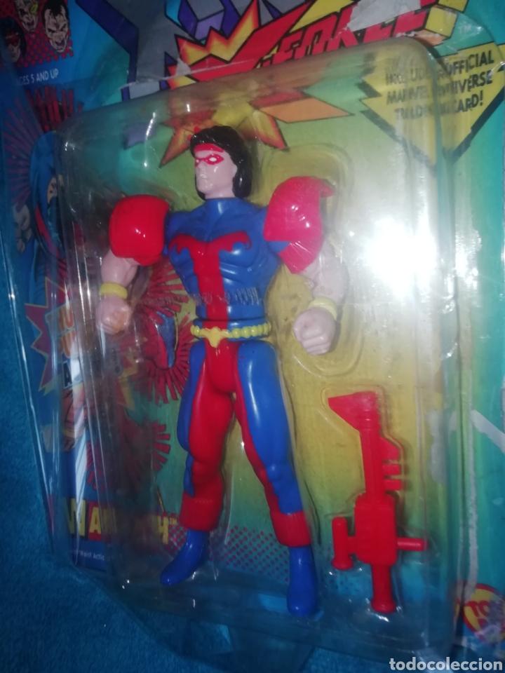 Figuras y Muñecos Marvel: The Ucanny X-Men Warpath The original Mutants Superheroes - Foto 3 - 194196413