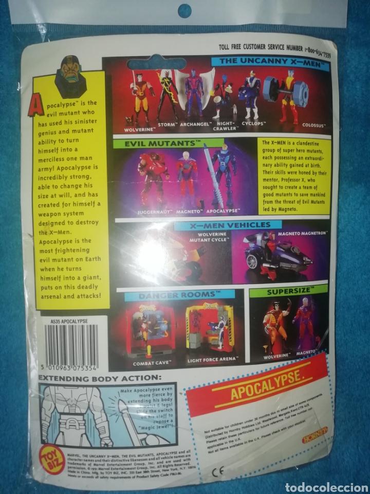 Figuras y Muñecos Marvel: The Ucanny X-Men Apocalypse The Evil Mutants - Foto 4 - 194196653