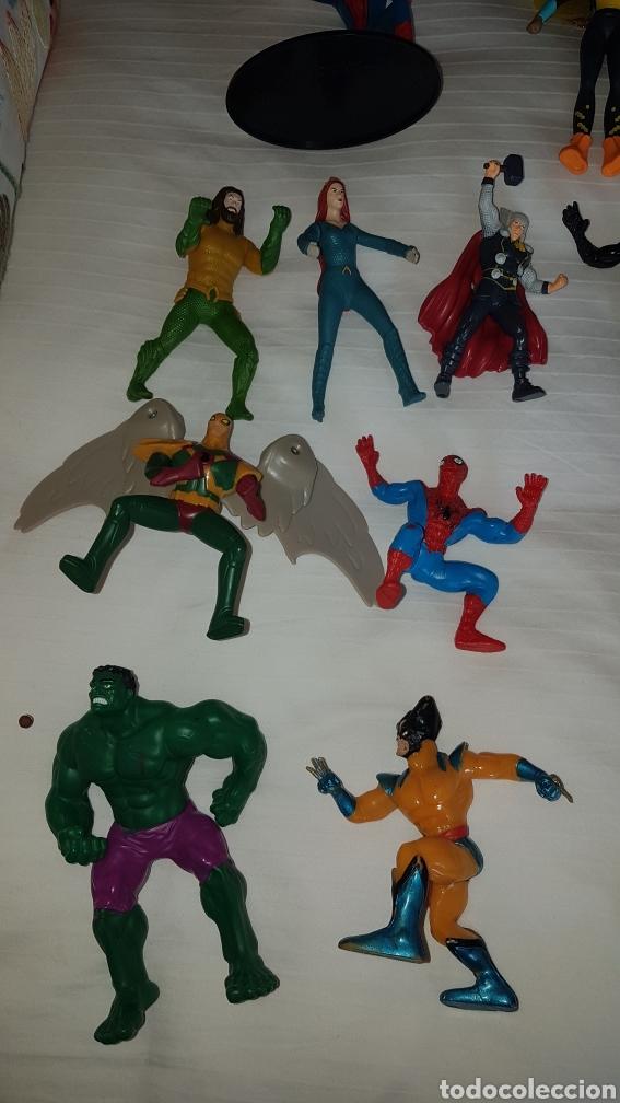 Figuras y Muñecos Marvel: Lote figuras Marvel - Foto 2 - 194296897
