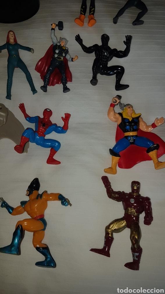Figuras y Muñecos Marvel: Lote figuras Marvel - Foto 3 - 194296897