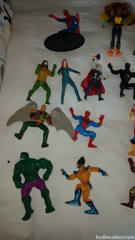 Figuras y Muñecos Marvel: Lote figuras Marvel - Foto 5 - 194296897