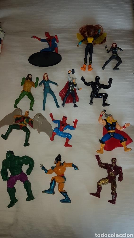 Figuras y Muñecos Marvel: Lote figuras Marvel - Foto 6 - 194296897