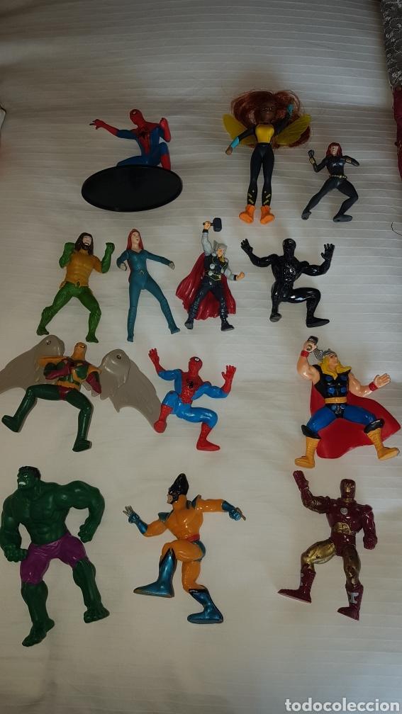 LOTE FIGURAS MARVEL (Juguetes - Figuras de Acción - Marvel)