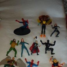 Figuras y Muñecos Marvel: LOTE FIGURAS MARVEL. Lote 194296897