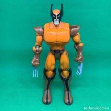Figuras y Muñecos Marvel: MARVEL WOLVERINE /LOBEZNO TRANSFORMABLE EN LOBO 1998. Lote 194302650