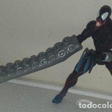 Figuras y Muñecos Marvel: FIGURA VENOM DE SPIDERMAN MARVEL 1999 TOY BIZ . Lote 194313595