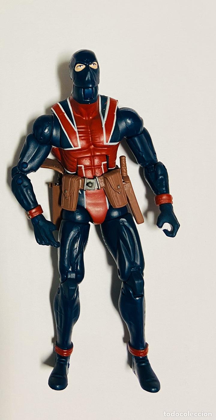 UNION JACK (RED HULK SERIES) (Juguetes - Figuras de Acción - Marvel)
