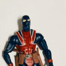 Figuras y Muñecos Marvel: UNION JACK (RED HULK SERIES). Lote 194766827