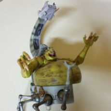 Figuras y Muñecos Marvel: MARVEL LEGENDS X-MEN FIGURA MOJO BAF INCOMPLETA. Lote 194875876