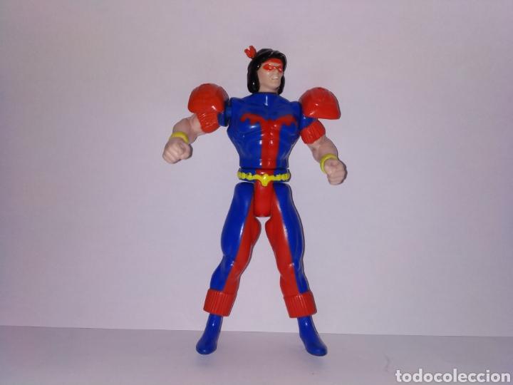 THE UNCANNY X-MEN X-FORCE WARPATH FIGURA TOY BIZ 1992 (Juguetes - Figuras de Acción - Marvel)