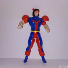 Figuras y Muñecos Marvel: THE UNCANNY X-MAN X-FORCE WARPATH FIGURA TOY BIZ 1992. Lote 194967475