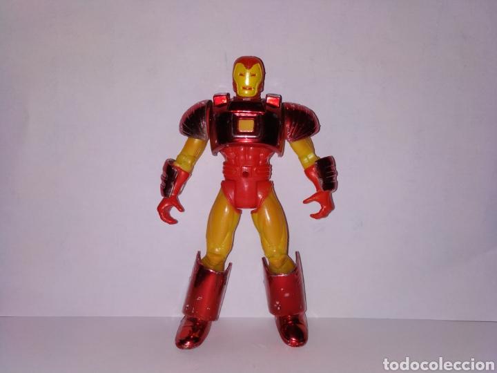 FIGURA IRON MAN MARVEL 1995 (Juguetes - Figuras de Acción - Marvel)