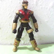 Figuras y Muñecos Marvel: MARVEL FIGURA CICLOPE 1998 TOY BIZ 13CM. Lote 195139230