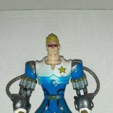 Figuras y Muñecos Marvel: FIGURA MARVEL. CAPTAIN COMMANDO. COMPLETA. MARVEL VERSUS CAPCOM. TOYBIZ. Lote 195383377