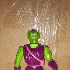 Figuras y Muñecos Marvel: FIGURA MARVEL SUPER HEROES. DUENDE VERDE (GREEN GOBLIN). SPIDERMAN TOYBIZ. . Lote 195399466