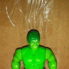 Figuras y Muñecos Marvel: FIGURA MARVEL SUPER HEROES. HULK. TOYBIZ. . Lote 195399535