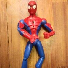 Figuras y Muñecos Marvel: SPIDER-MAN GRANDE 2008 CON SONIDO. Lote 195445697
