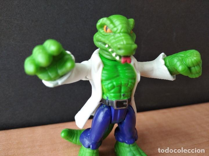 Figuras y Muñecos Marvel: FIGURA MARVEL HOMBRE LAGARTO-7cm aprox.-HASBRO-2011-VER FOTOS-B1-V1 - Foto 2 - 196348895